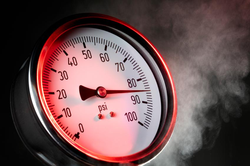 تجهیزات اندازه گیری فشار